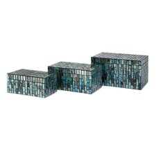 Aramis Mosaic Box (Set of 3)