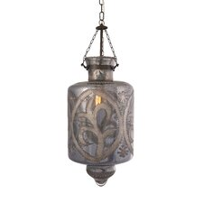Badan 1 Light Foyer Pendant