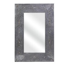 Gilbert Galvanized Mirror