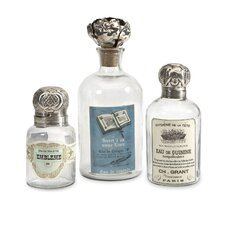 Abelle Perfume Bottles (Set of 3)