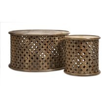 Abdalla End Table (Set of 2)