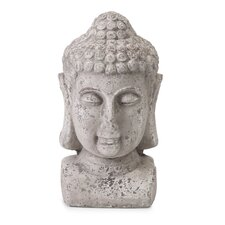 Small Peaceful Buddha Bust