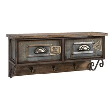 Henley Galvanized Drawer Shelf