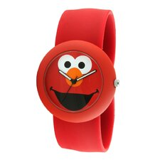 Elmo Slap Watch in Red