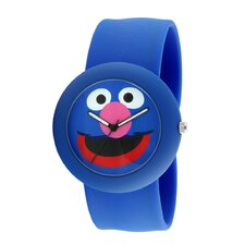Grover Slap Watch in Blue