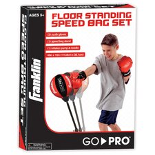Youth Kids MMA Speed Bag Set