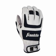 <strong>Franklin Sports</strong> Shok-Sorb Pro Series Home and Away Adult Batting Gloves
