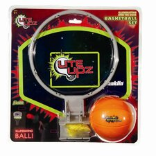<strong>Franklin Sports</strong> LITE UPZ Illuminating Foam Basketball