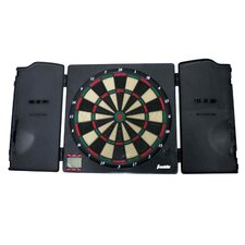 FS3000 Electronic Dartboard with Cabinet