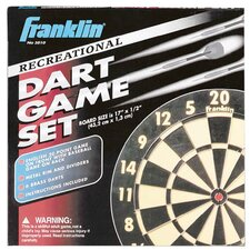 <strong>Franklin Sports</strong> Recreational Dart Game Set