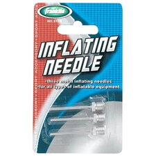 Metal Inflating Needle (Set of 3)