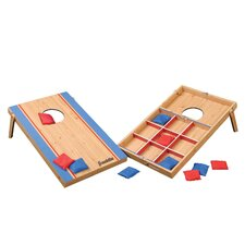 Fold-N-Go Bean Bag Tic Tac Toe Combo Set