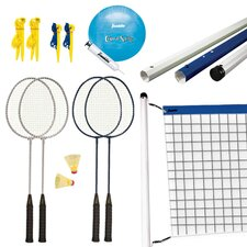 Recreational Badminton and Volleyball Game Set