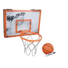 Hard Court Basketball without Electronics