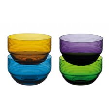 Anton Studio Design Stackable Bowls (Set of 4)