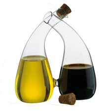 Anton Studio Design Twin Oil and Vinegar Bottle