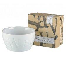 Rosanna Savour 12.5cm Salsa Bowl in White