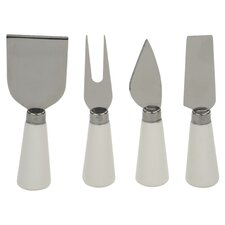 Bia 4 Piece Cheese Knife Set