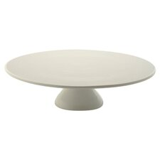 Pedestal Cake Stand in White