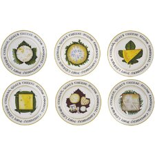 Bia The Cheese Board Plates (Set of 6)
