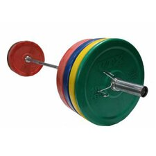 VTX Bumper Plate Weight Set