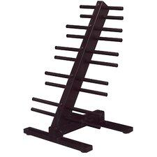 10 Pair Dumbbell Rack