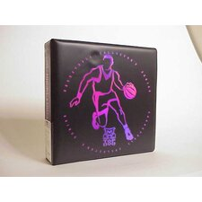 NBA Top Dog Basketball Album in Black