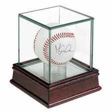 <strong>Ultra Pro</strong> Glass Single Ball Display Case