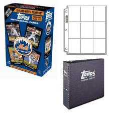 MLB Trading Card Sets - Baseball Premium - New York Mets