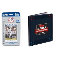 MLB 2008 Trading Card Set - New York Yankees