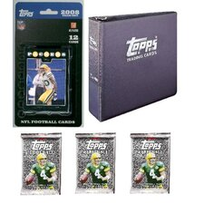 NFL 2008 Trading Card Gift Set