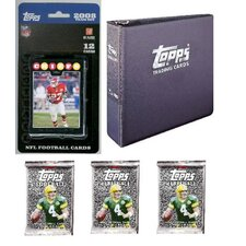 NFL 2008 Trading Card Gift Set - Kansas City Chiefs