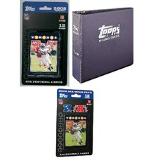 NFL 2008 Trading Card Gift Set - Minnesota Vikings