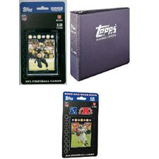 NFL 2008 Trading Card Gift Set - New Orleans Saints