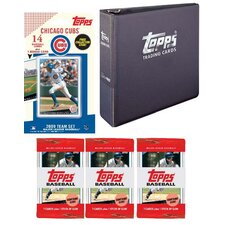 MLB 2009 Trading Card Set - Chicago Cubs