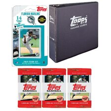 MLB 2009 Trading Card Set - Florida Marlins