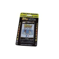MLB 2006 Trading Cards - Series1 Blister Single Pack