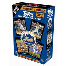 MLB Trading Cards - Baseball Premium - New York Mets