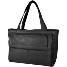 Women's Leather Laptop Briefcase