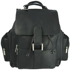 <strong>David King</strong> Top Handle Extra Large Backpack
