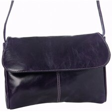 Florentine Flap Front Mini Shoulder Bag