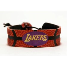 NBA Team Leather Wrist Band