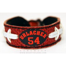 NFL Player Leather Classic Wristband