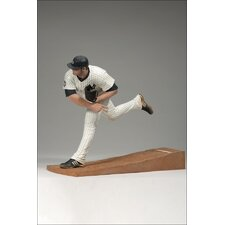 MLB 2009 Wave 2 Series 25 Joba Chamberlain Action Figure - New York Yankees