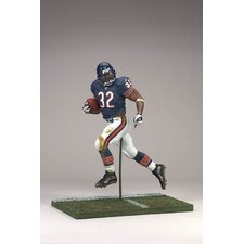 NFL Series 15 Cedric Benson Action Figure - Chicago Bears