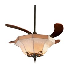 "<strong>Fanimation</strong> 43"" Air Shadow 4 Blade Ceiling Fan"