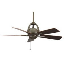 "<strong>Fanimation</strong> 54"" Huxley 5 Blade Ceiling Fan"