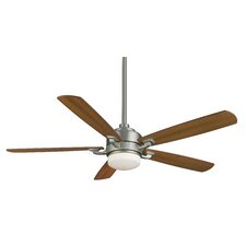 "52"" Benito 5 Blade Ceiling Fan with Remote"