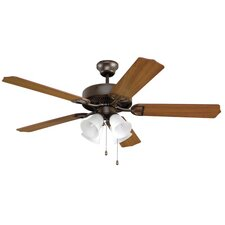 Aire Decor Builder Series 5 Blade Ceiling Fan