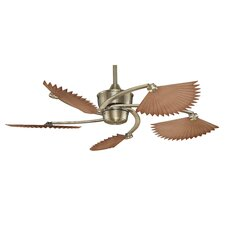 """52"""" Islander Ceiling Fan Fixture with Remote"""